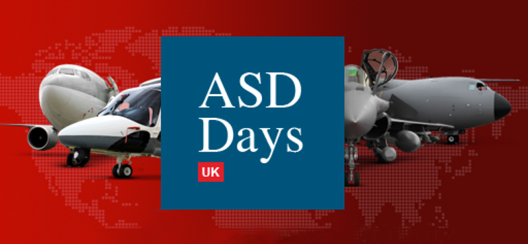 ASD (Aerospace, Space & Defence) day UK