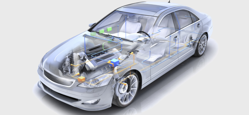 multi-core system automotive